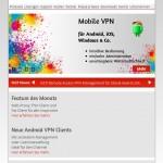 Für mobile Endgeräte optimierte Version von ncp-e.com