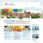 Die Homepage der Stadwerke Rothenburg